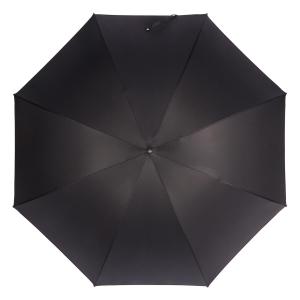 Зонт-трость Pasotti Devil Silver Oxford Black фото-3
