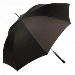 Зонт-трость Pasotti Diritto Onda Black фото-2