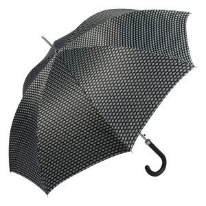 Зонт-трость Pasotti Helix Atene Black фото-2