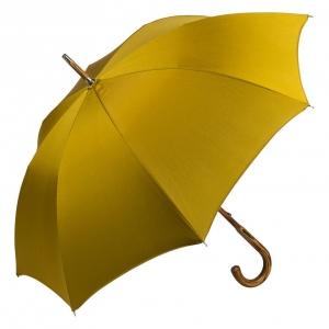 Зонт-трость Pasotti Hikory Sahara Yellow фото-2