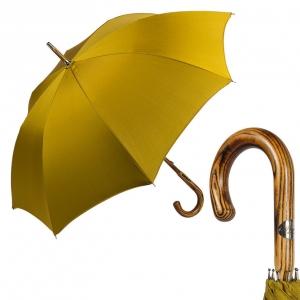 Зонт-трость Pasotti Hikory Sahara Yellow фото-1