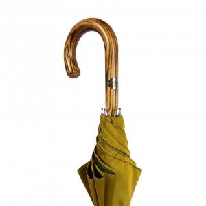 Зонт-трость Pasotti Hikory Sahara Yellow фото-5
