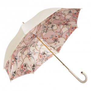 Зонт-трость Pasotti Ivory Jewels Classic фото-3