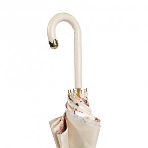 Зонт-трость Pasotti Ivory Jewels Classic фото-4