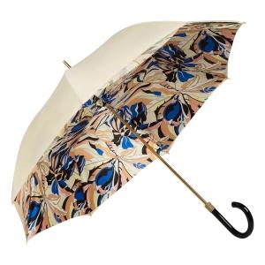 Зонт-трость Pasotti Ivory Lis Bianko Picco Chic фото-2