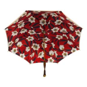 Зонт-трость Pasotti Ivory Lis Rosso Albena Swar фото-3