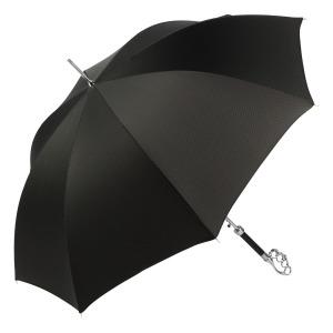 Зонт-трость Pasotti Kastet Niagara Black фото-2