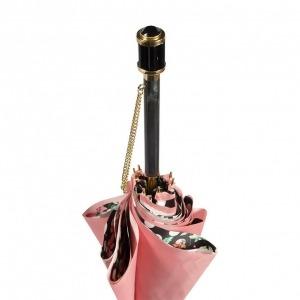 Зонт-трость Pasotti Magenta Flower Pois Vetro фото-5