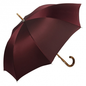 Зонт-трость Pasotti Maple Oxford Bordo фото-2