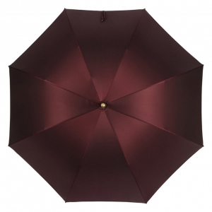 Зонт-трость Pasotti Maple Oxford Bordo фото-3
