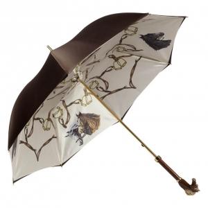 Зонт-трость Pasotti Morrone Horses Lux фото-2