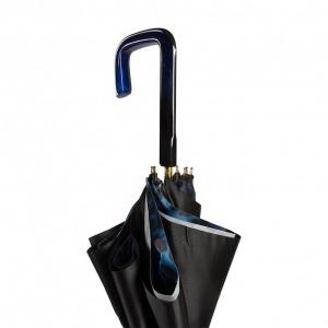 Зонт-трость Pasotti Neo Blu Leo Quattro фото-5