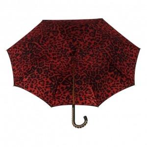 Зонт-трость Pasotti Nero Leo Spina фото-4