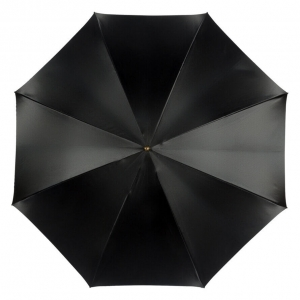 Зонт-трость Pasotti Nero Leoparde Lux фото-4