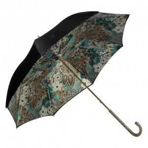 Зонт-трость Pasotti Nero Novita Biruza Strass фото-2