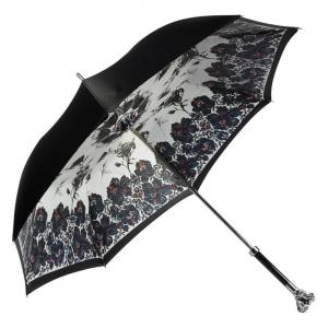 Зонт-трость Pasotti Nero Shaul Roza фото-2