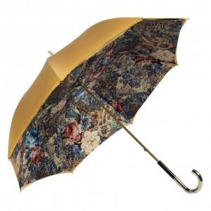 Зонт-трость Pasotti Ohra Gobelin Inox фото-2