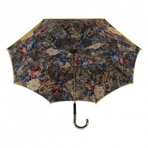 Зонт-трость Pasotti Ohra Gobelin Inox фото-3