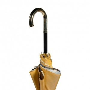 Зонт-трость Pasotti Ohra Gobelin Inox фото-5
