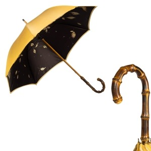 Зонт-трость Pasotti Ohra Leoparde Bamboo фото-1