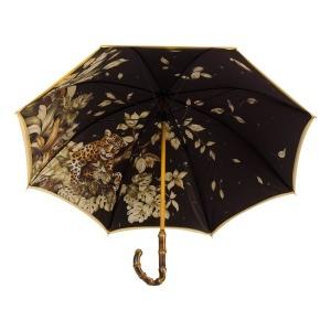Зонт-трость Pasotti Ohra Leoparde Bamboo фото-3