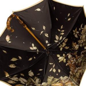 Зонт-трость Pasotti Ohra Leoparde Bamboo фото-4