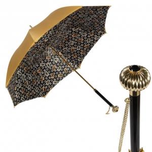Зонт-трость Pasotti Ohra Zodiaco Globe фото-1