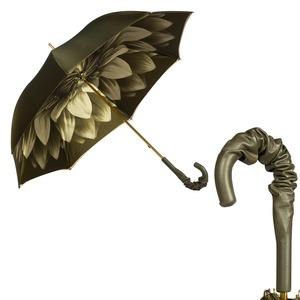 Зонт-трость Pasotti Oliva Georgin Pelle фото-1