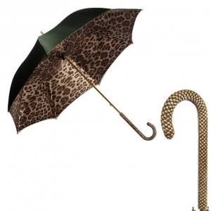Зонт-трость Pasotti Oliva Leo Donna фото-1