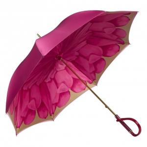 Зонт-трость Pasotti Rosa Georgin Rosa Plastica фото-2