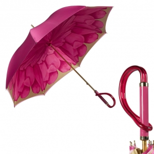 Зонт-трость Pasotti Rosa Georgin Rosa Plastica фото-1