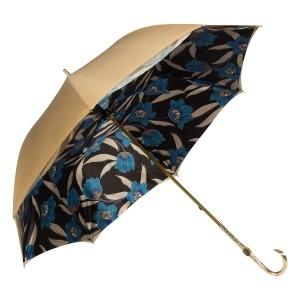 Зонт-трость Pasotti Sand Lis Blu Oro фото-2