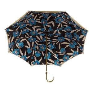 Зонт-трость Pasotti Sand Lis Blu Oro фото-3