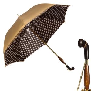 Зонт-трость Pasotti Sand Pois Albena Swar фото-1