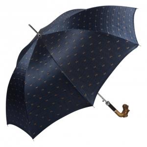 Зонт-трость Pasotti Schnauzer Cetrio Blu фото-2