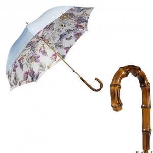 Зонт-трость Pasotti Sky Butterfly Bamboo фото-1