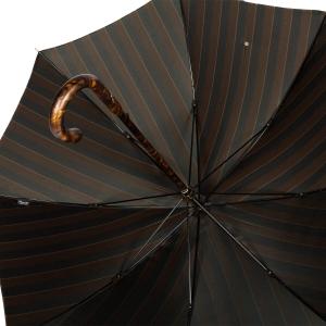 Зонт-трость Pasotti Smocked Hicory Big Stripes фото-3
