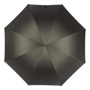 Зонт-трость Pasotti Snake Silver Stripes Grey фото-3