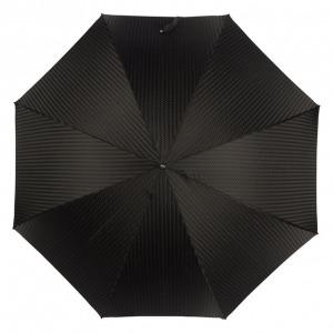 Зонт-трость Pasotti Spina Rombes Black фото-3