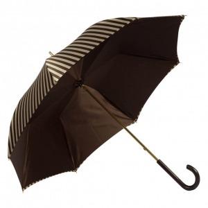 Зонт-трость Pasotti StripesL Morrone Classic Pelle фото-2