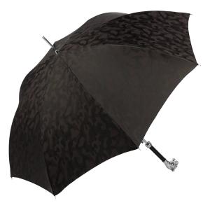 Зонт-трость Pasotti Tiger Silver Divorzi Black фото-2