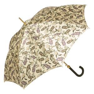 Зонт-трость Pasotti Uno Cetrio Fiora Classic Pelle фото-2