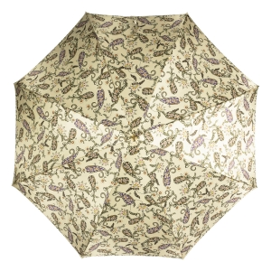 Зонт-трость Pasotti Uno Cetrio Fiora Classic Pelle фото-3