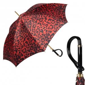 Зонт-трость Pasotti Uno Leo Plastica фото-1