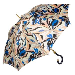 Зонт-трость Pasotti Uno Lumino Blu Plastica фото-2