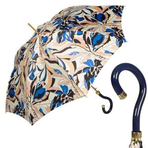 Зонт-трость Pasotti Uno Lumino Blu Plastica фото-1