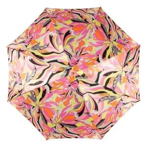 Зонт-трость Pasotti Uno Lumino Coral Strass Fuxia фото-3