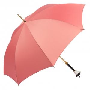 Зонт-трость Pasotti Uno Magenta Bulldog фото-2