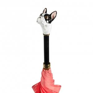 Зонт-трость Pasotti Uno Magenta Bulldog фото-4