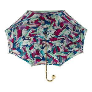 Зонт-трость Pasotti Verde Luminoso Sfera фото-3